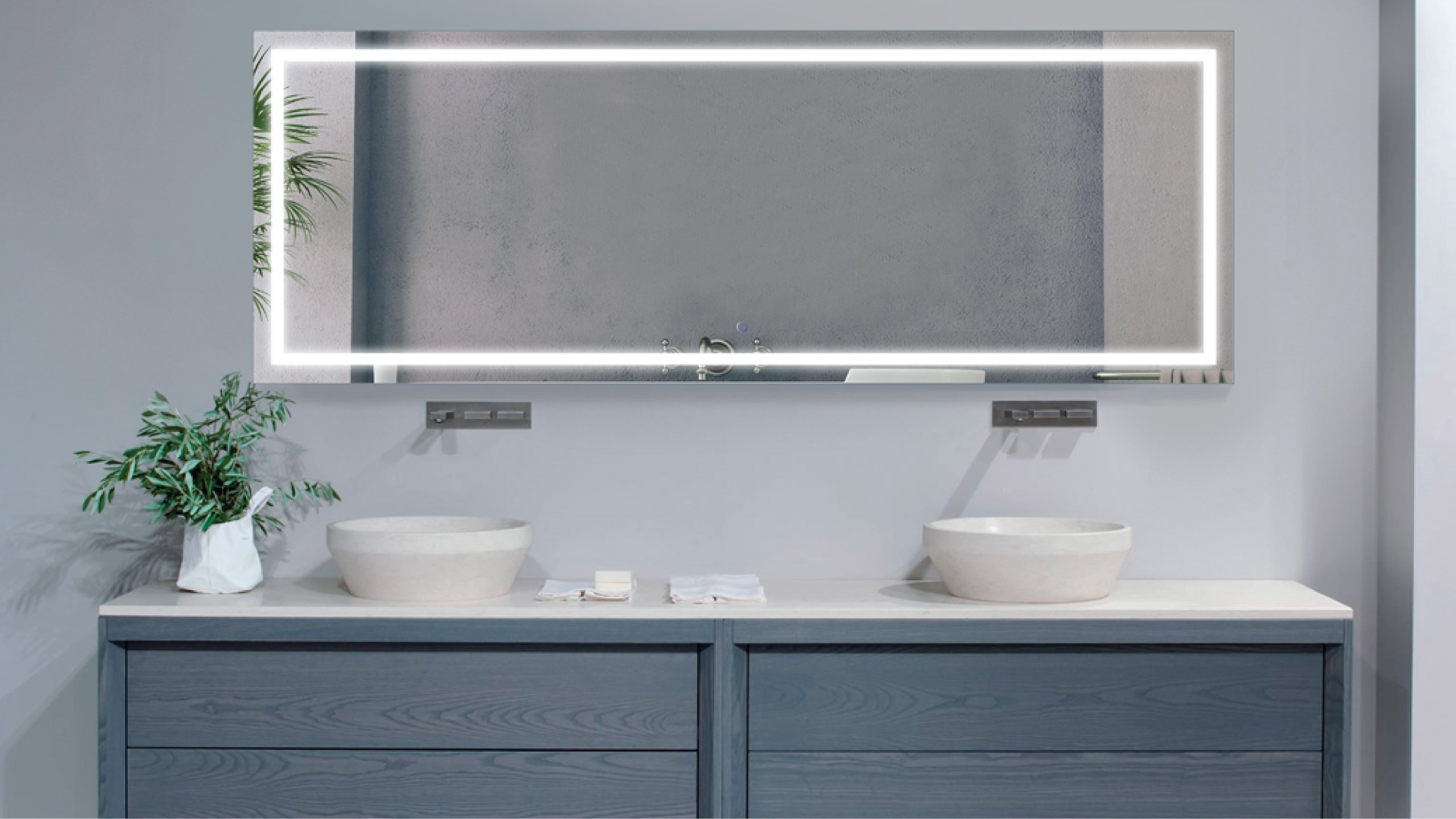 led mirror amp bathroom mirror lights auckland nz vanity 10826